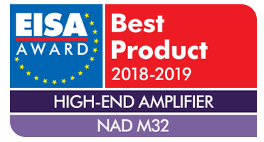 Best High-End Amplifier Award 2018-2019