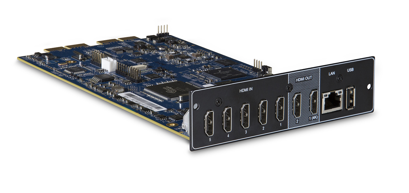 MDC VM 300 front view